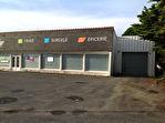 Local commercial Ploudaniel 515 m2