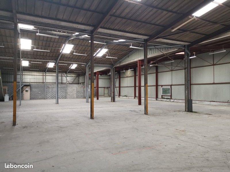 A vendre Local d'activité Gouesnou 1700 m2