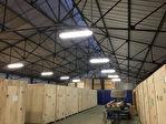 Idéale investisseur A vendre Local d'activité/ entrepot brest 3600 m² 10/14