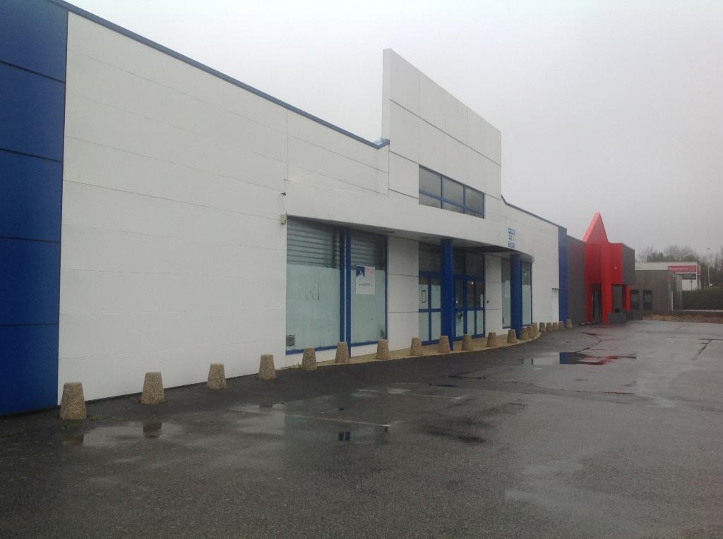Local commercial Concarneau 1180 m2