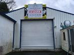 A LOUER Local d'activité et de stockage de 664 m² à proximité de la RN 165, bonne visibilité 29 000 Quimper