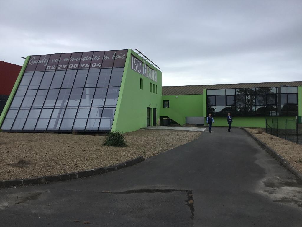 BREST KERGARADEC BUREAUX 392M²+vente bureaux Brest - Bureaux à louer Brest, à louer immobilier d'entreprise Brest  Finistère immobilier entreprise Bretagne 29