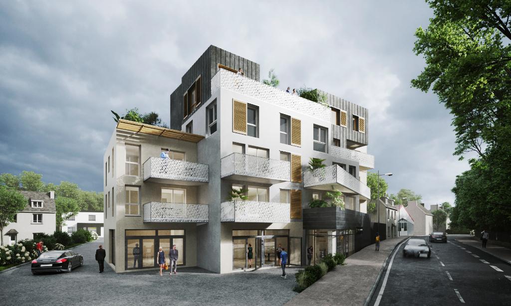 A vendre local commercial neuf Guipavas / immobilier d'entreprise