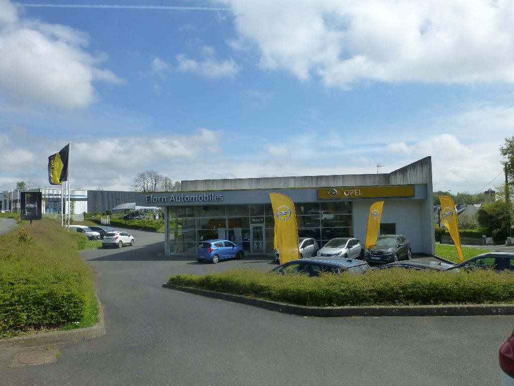 Local d'activité Landerneau 500 m2