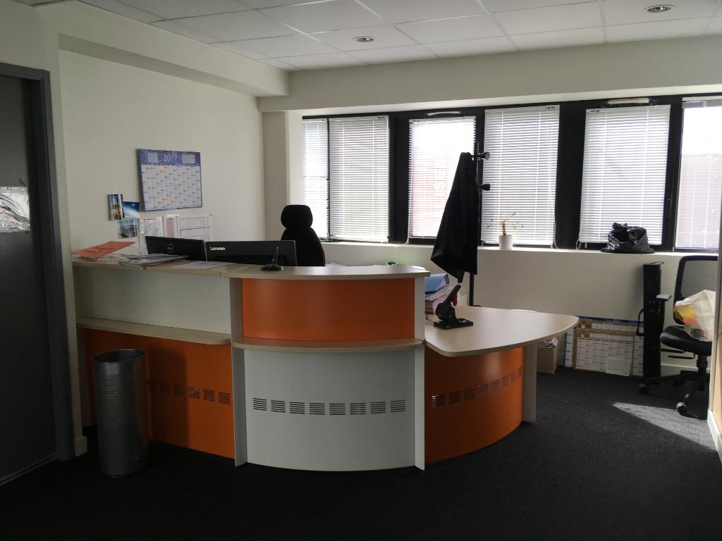 Plateau de bureaux 506 m² Les Balises Vertes Port de commerce