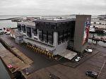 A louer Bureaux BREST - Port de Commerce - 160 m² 2/4