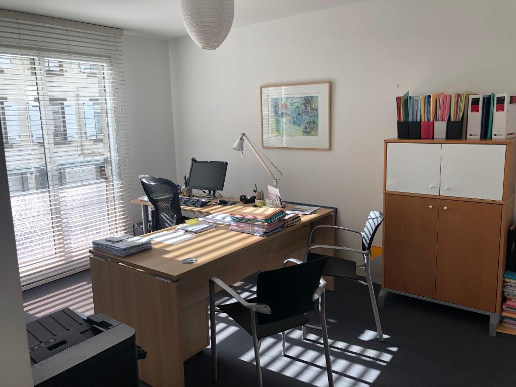 A vendre bureaux centre ville Brest 120 m2