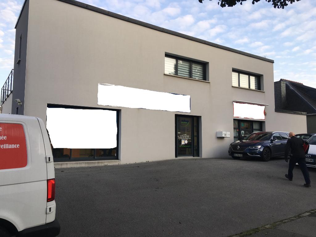 Locaux commerciaux Brest 170 m2  Bd Montaigne /INVESTISSEURS