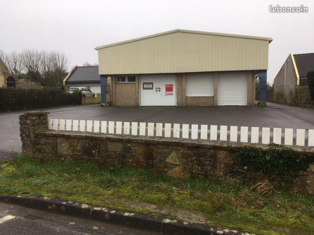 A louer Entrepôt / local industriel Plouzane 420 m2