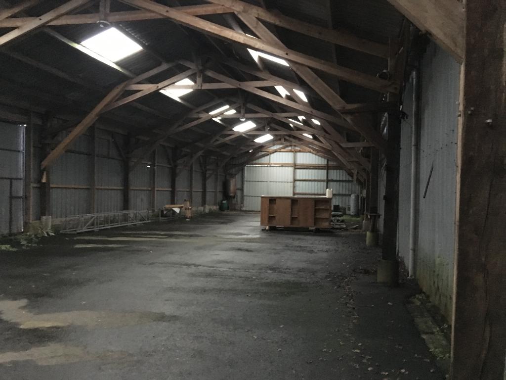 Entrepôt / local industriel Gouezec 2500 m2