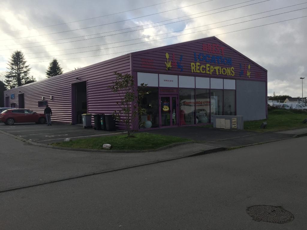A louer Local d'activité Guipavas 450 m² environ