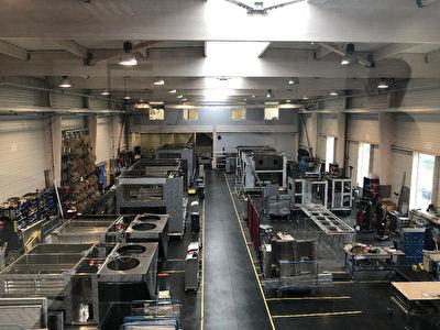 A vendre saint renan batiment de 1100 m²