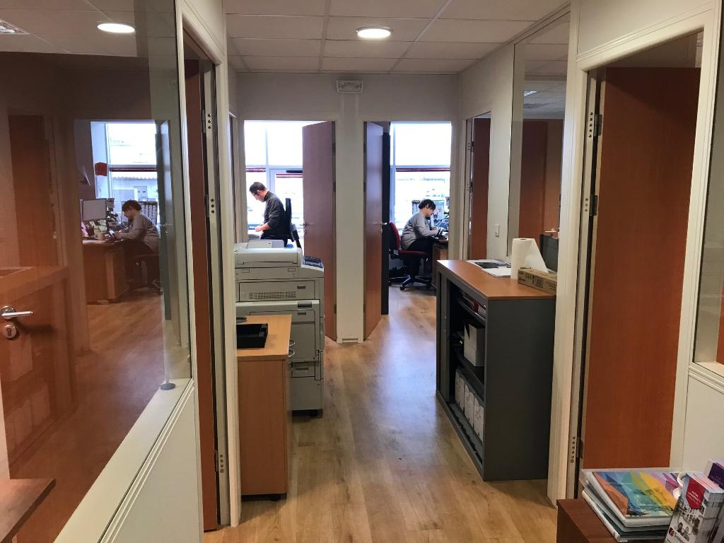 Bureaux à louer BREST - Port de Commerce - 82m²