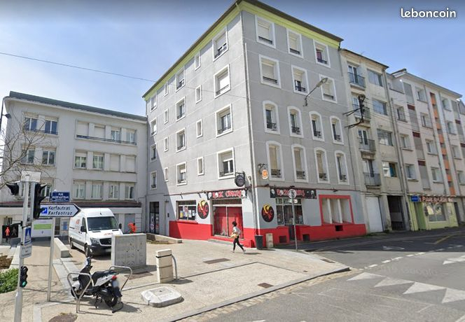 BREST centre Local commercial 90m²