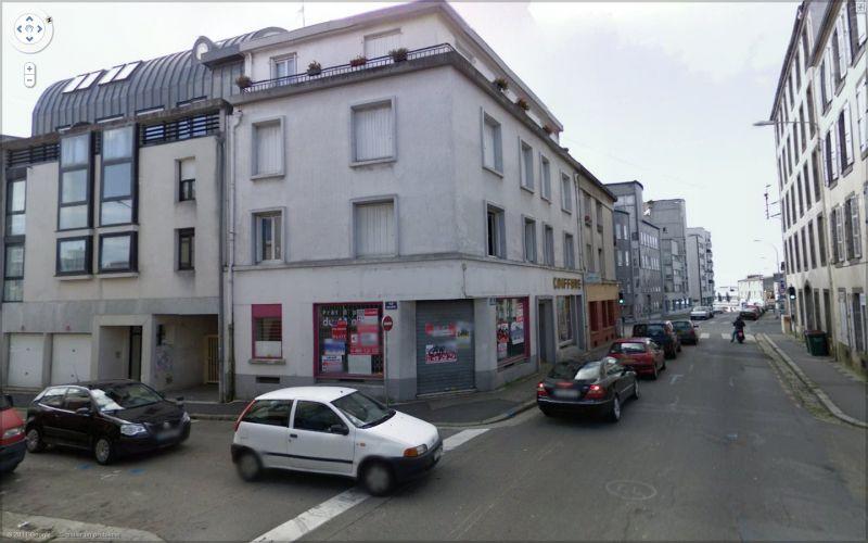 A vendre  Centre ville Brest idéal investiseur local avec locataire en place