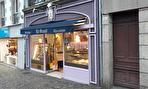 A louer un local commercial anciennement exploité en Pâtisserie/Chocolaterie/Salon de thé Quimper 29 000
