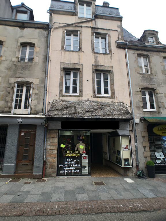 À louer local commercial 70 M² CENTRE VILLE 29000 Quimper