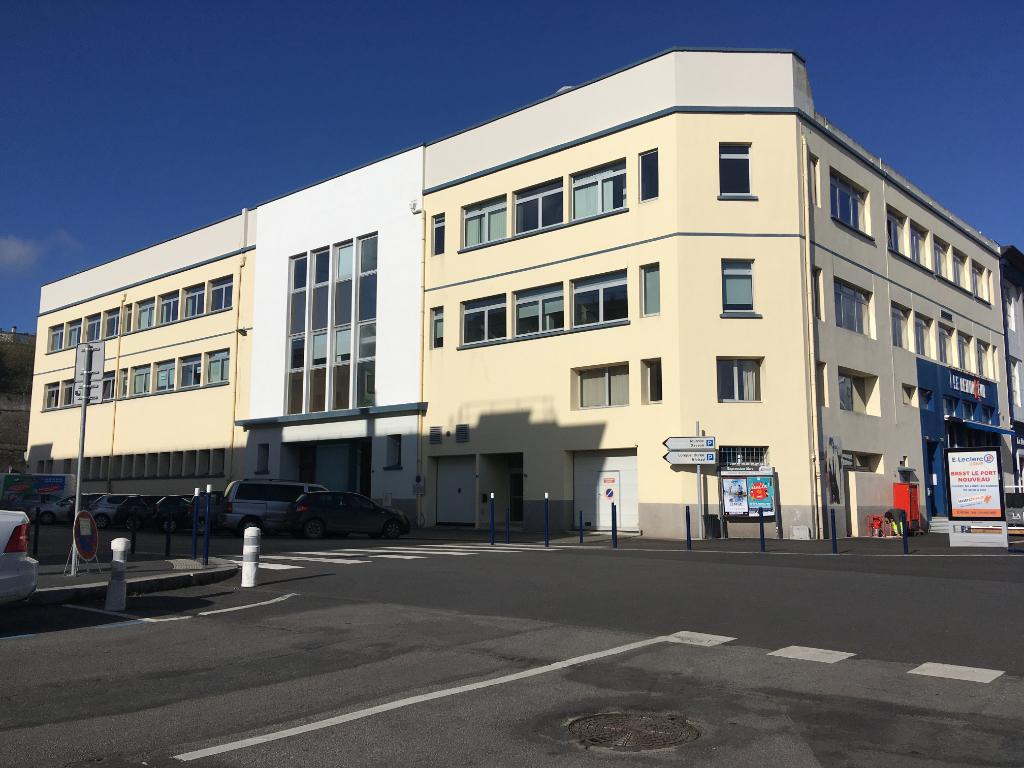 Bureaux Brest 285 m2 Port de commerce