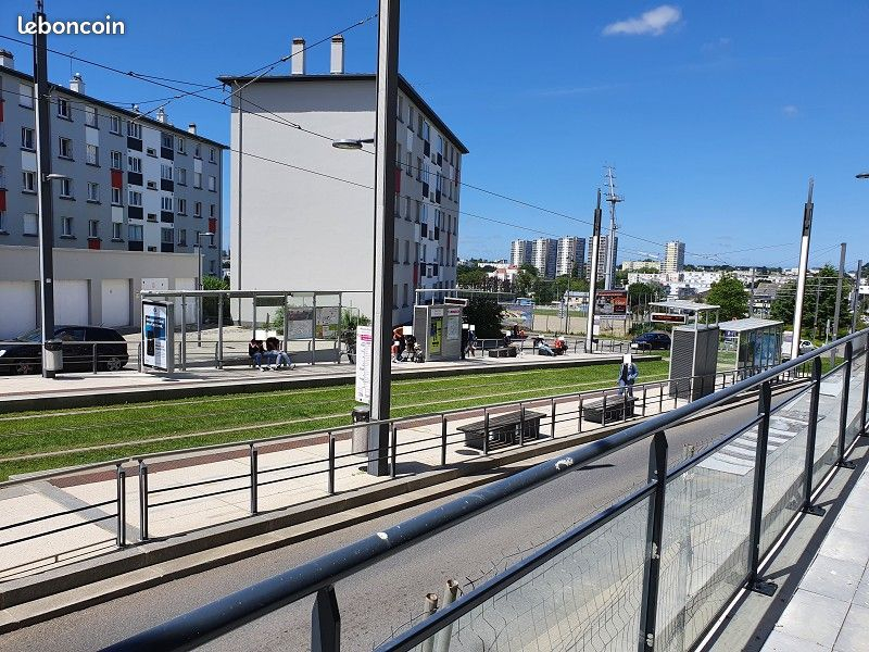 A louer Local commercial BREST Quartier de l'Europe  55 m²