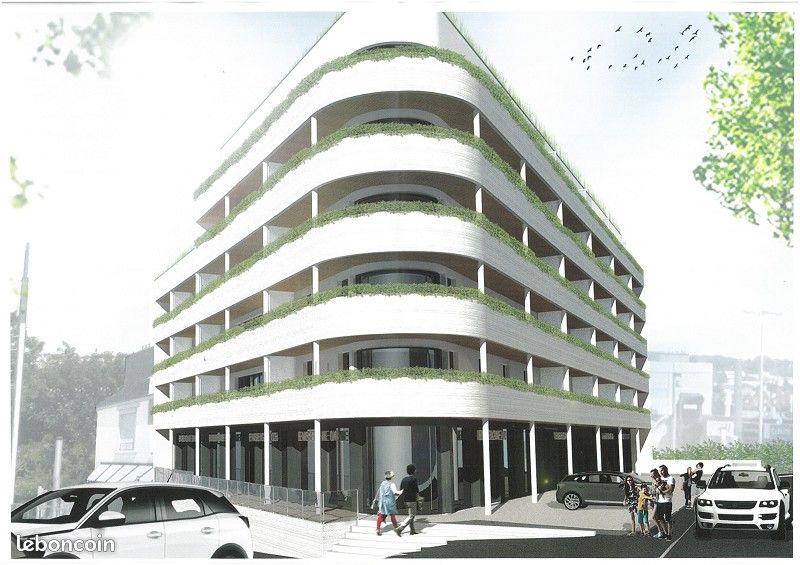 A louer BREST Quartier de l'Europe  un local commercial de 136 M²