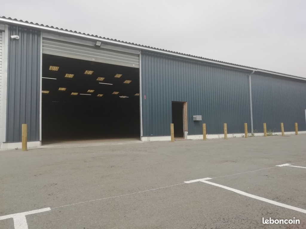 Entrepôt / local industriel Brest Guipavas 400M²