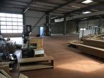 A Louer un local d'atelier/stockage de 550 m²  29 000 Quimper 6/12