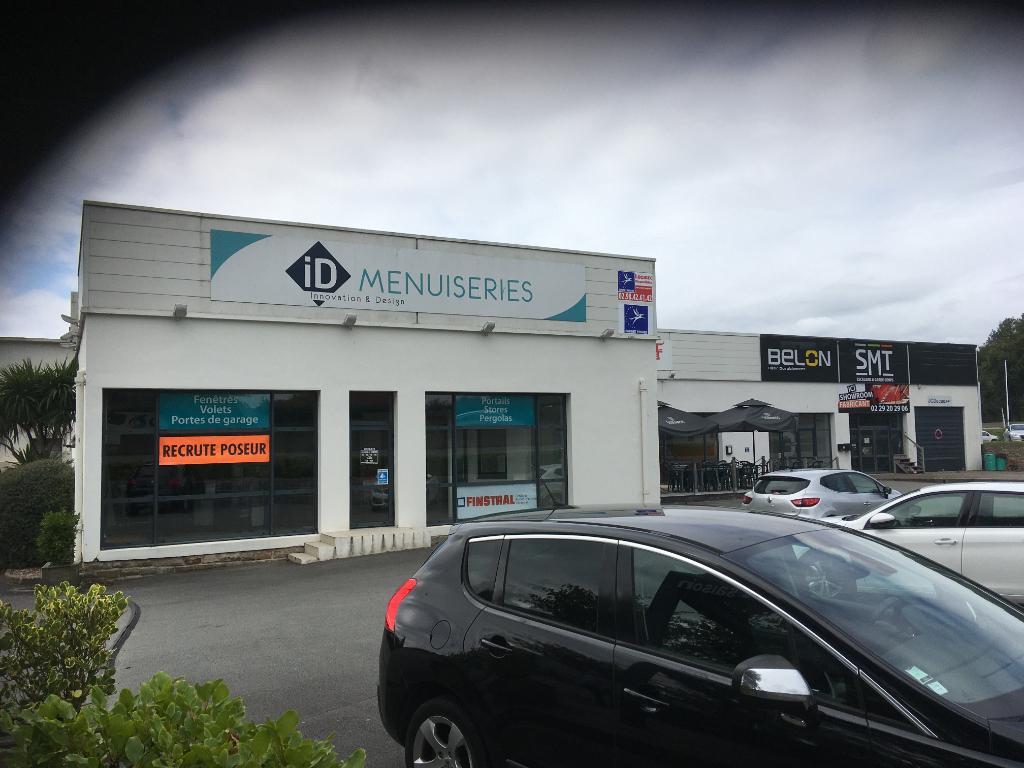 A louer local d'activité commercial de 310 m² excellente visibilité 29 000 Quimper