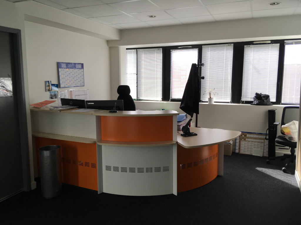 A vendre Plateau de bureaux 506 m² Les Balises Vertes Port de commerce