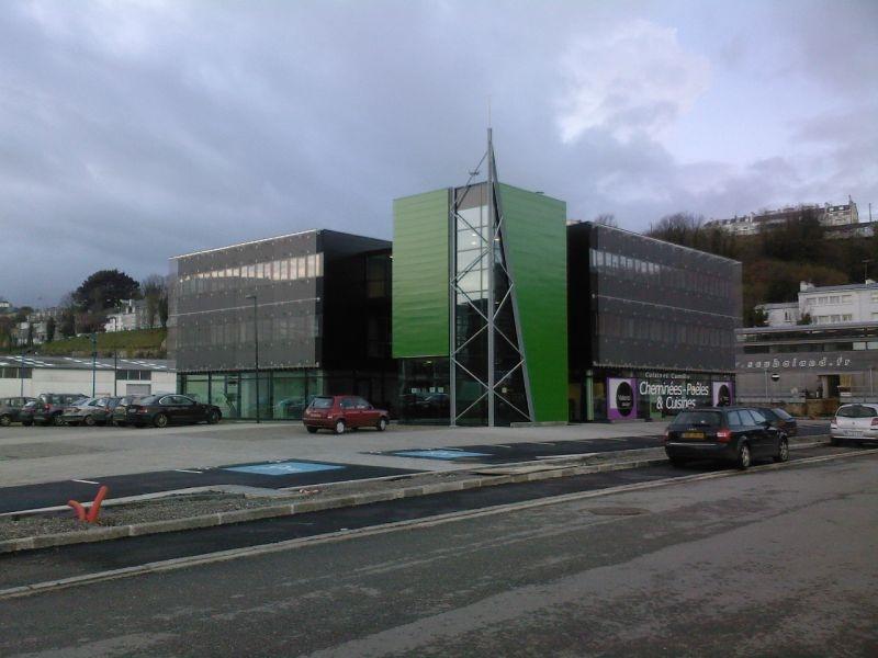 A louer Plateau de bureaux 506 m² Les Balises Vertes Port de commerce