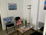 A louer un local de bureau de 70 m², avec vitrine sur rue, excellente visibilité, centre ville de 29 000 Quimper 10/14