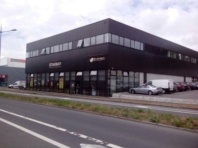 A louer COMMERCE BREST PORT DE COMMERCE  150 m²