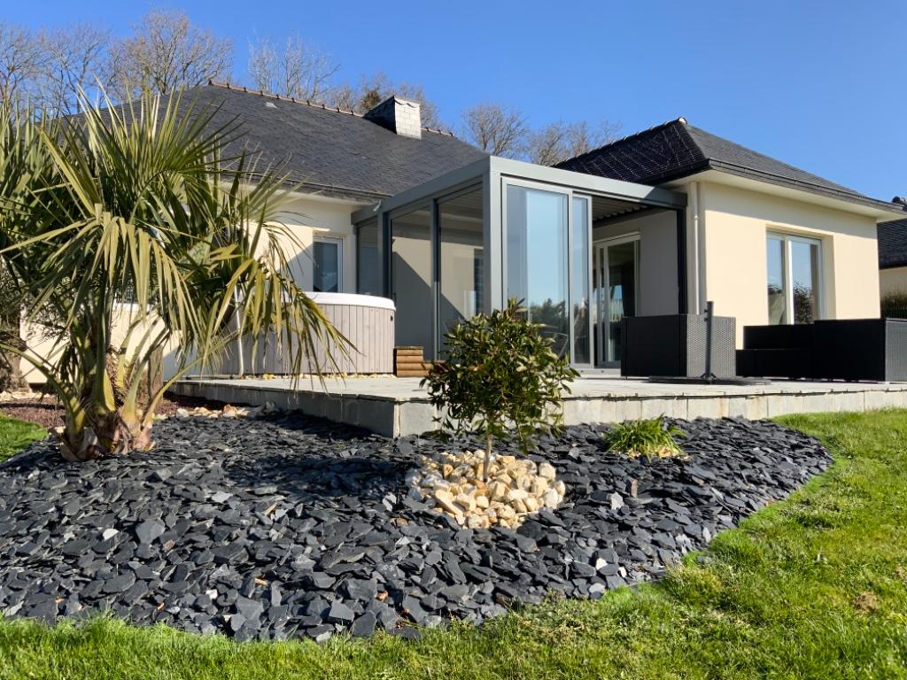 MORLAIX -plouigneau Maison a vendre  132.54 m2