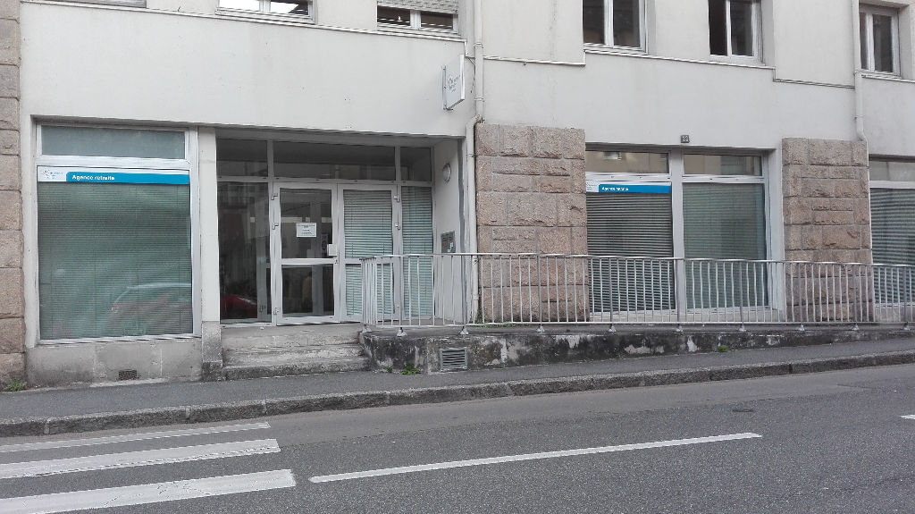 Bureaux Morlaix 283 m2