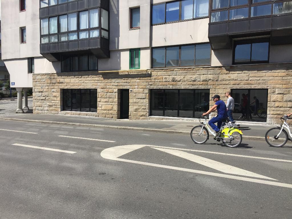 A vendre murs commerciaux centre ville BREST