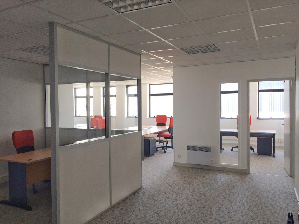 Bureaux Brest( port de commerce ) 158 m²
