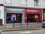 A louer local commercial de 84 m²( centre ville BREST ) 1/3