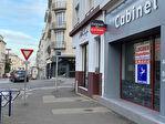 A louer local commercial de 84 m²( centre ville BREST ) 3/3