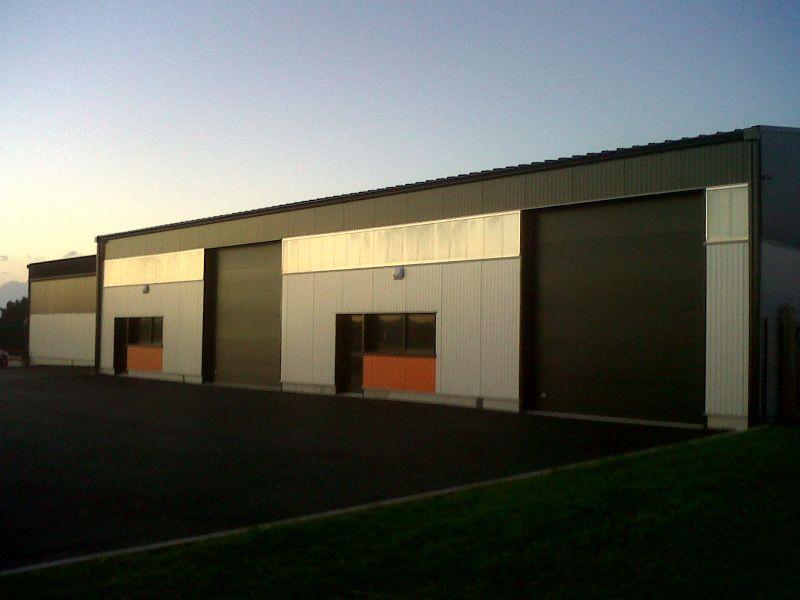 A louer local d'activité de 406 m² plouigneau