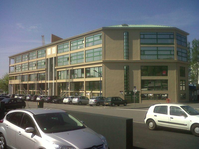 BUREAUX PORT DE COMMERCE DE BREST 72M² Location vente