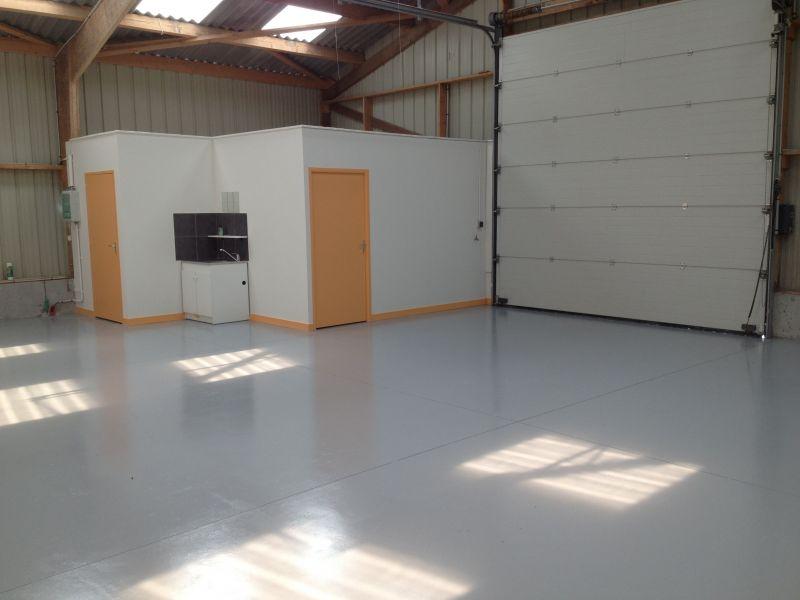 Local d'activité Bourg Blanc 126 m2