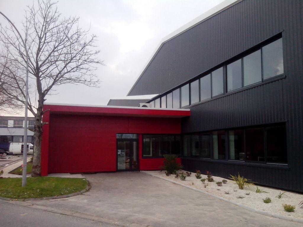A louer BREST RELECQ KERHUON BUREAUX 720M²