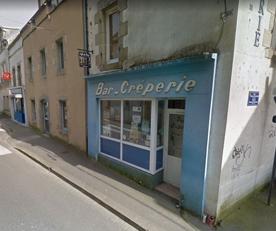 Lesneven - Local Commercial - Restauration - 225m²
