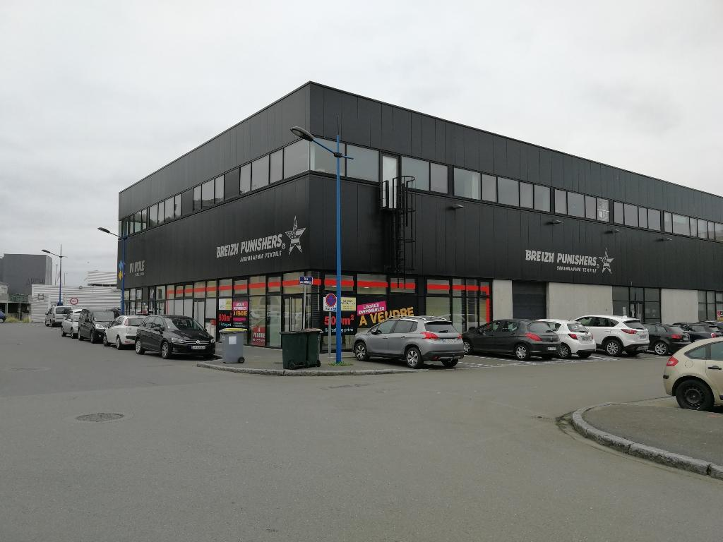 Brest - Port de Commerce -  628 m²