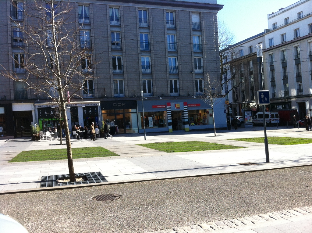 Local commercial Brest Siam 68m²