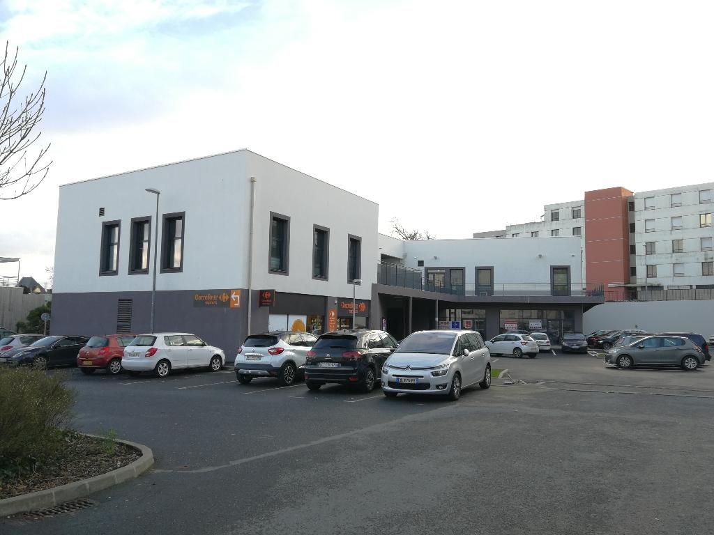 Local commercial Brest  St Marc 327 m2