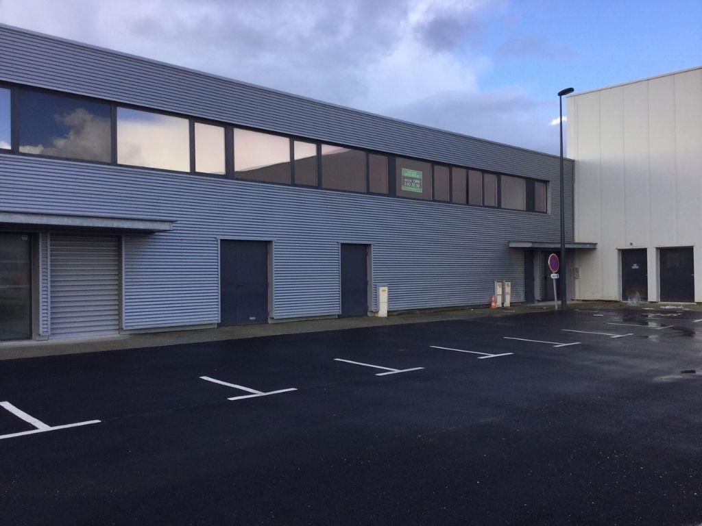 Bureaux Brest Kergonan 3428 m2