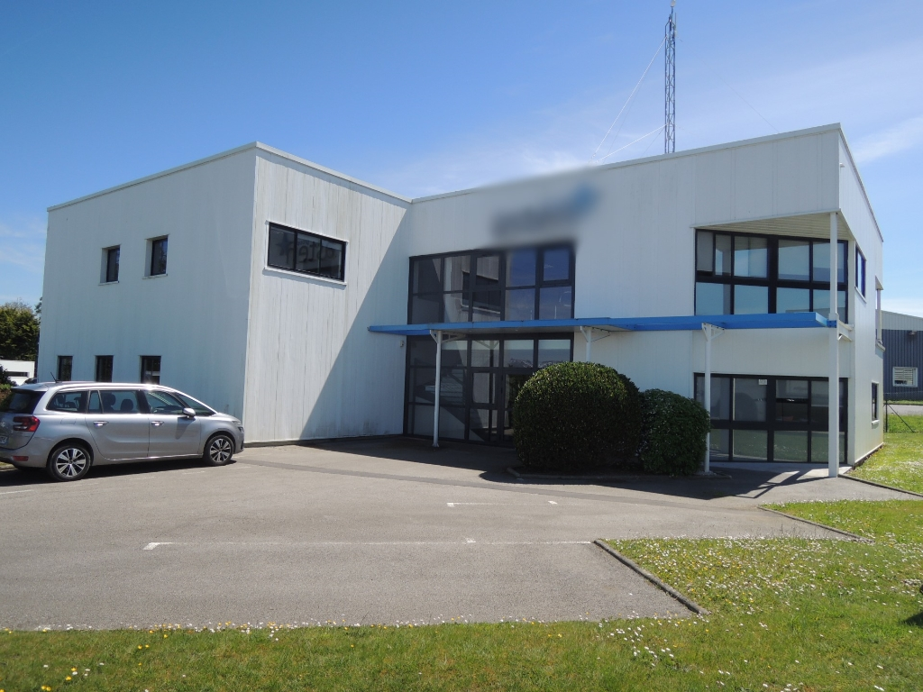 Bureaux Relecq Kerhuon 600 m2