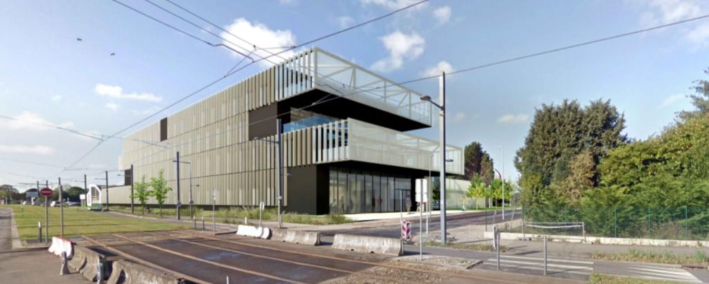 Bureaux Brest  Kergaradec 1800 m2 - 2236~euros/m²