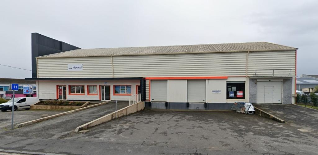 Bureaux  - Brest - Kergonan - 255 m2