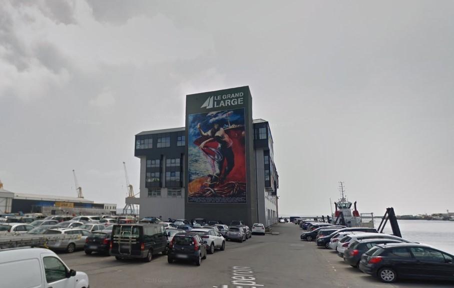 Bureaux Port de commece - Brest -  95 m2